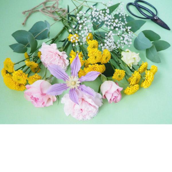 Avoin kukkatuote