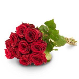 Kymmenen punaista ruusua