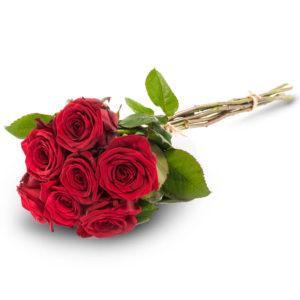Seitsemän punaista ruusua