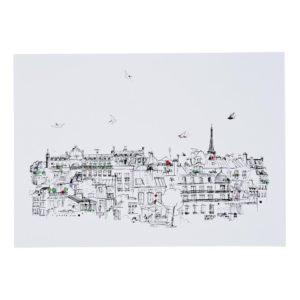 Juliste, Ciel Paris