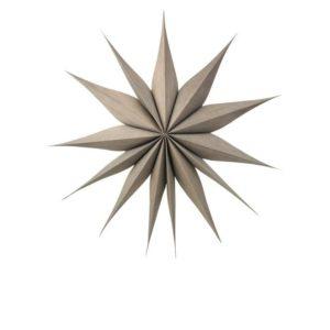 Bc Venok Ø70cm Decoration Star, Luonnonvalkoinen, 70x70cm