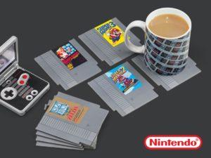 Nintendo NES Lasinalusta 8-pakkaus