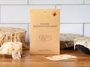 Beeswax Food Wrap Vahakangas 5-pakkaus