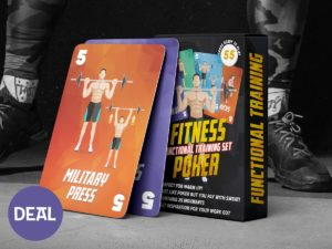 Fitness Poker - Bodyweight
