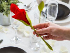 Bloom Servettipidike 4-pakkaus