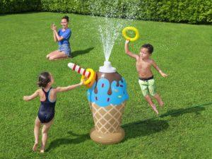 Bestway vettä ruiskuttava jäätelötötterö