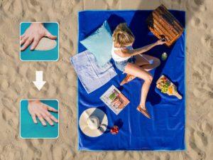 CGear Sandlite Sand-free -matto - Small