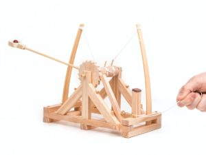 Leonardo da Vincin Katapultti