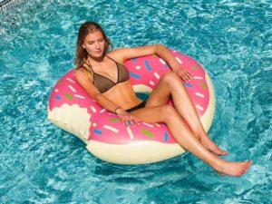 Spralla Donut Uimarengas