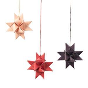 Joulukuusenkoriste, Star punainen sekoitus