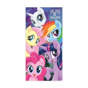 Br My Little Pony 70x140cm Badlakan, Br