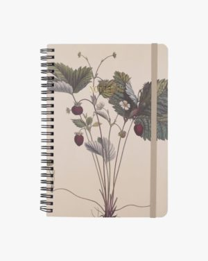 Berries Big 14,8x21 Cm Notebook, Multi, 15x21cm