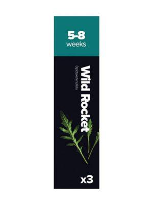 Villirucola-kasvikapselit