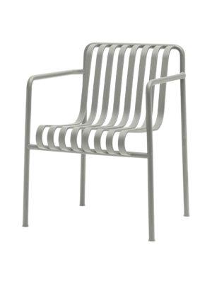 Palissade Dining -tuoli käsinojilla 63 x 66 cm