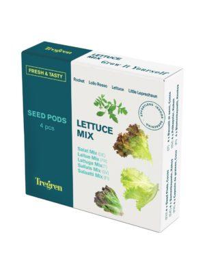 Fresh and Tasty Salaatti Mix -siemenkapselipakkaus