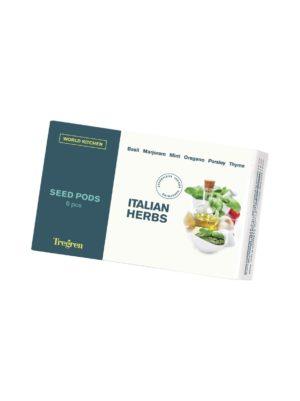 World Kitchen Italian Herbs -siemenkapselipakkaus