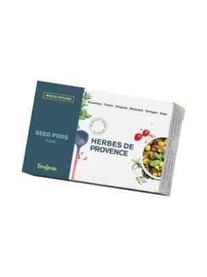 World Kitchen Herbes de Provence -siemenkapselipakkaus