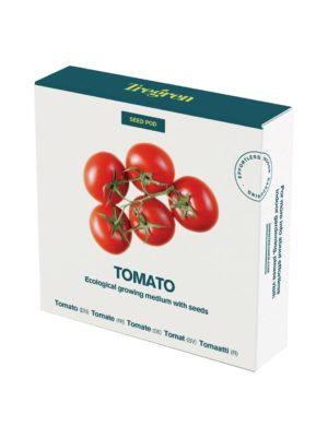 Tomaatti-siemenkapseli