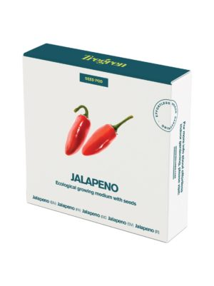 Jalapeno-siemenkapseli