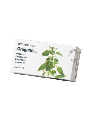 Oregano-siemenkapseli
