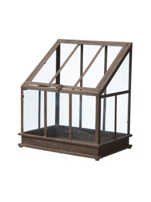 Ragna Greenhouse L -kasvihuone 36 x 26 x 41 cm