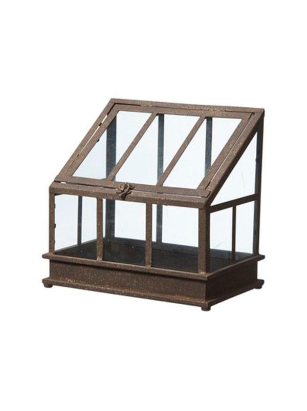 Ragna Greenhouse S -kasvihuone 31 x 20 x 30 cm