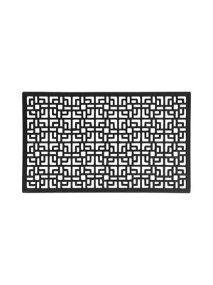 Square Rubber Door -kynnysmatto