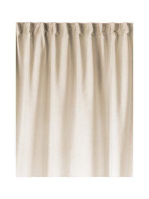 Paolo-samettiverho 135 x 290  cm