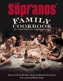 'The Sopranos' Family Cookbook