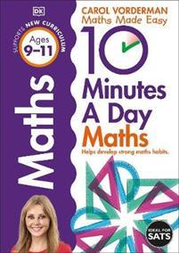 10 Minutes A Day Maths