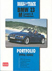 'Road & Track' BMW Z3 M Coupes and Roadsters Portfolio 1996-2002