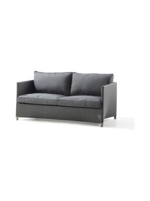 Diamond -kahden istuttava sohva
